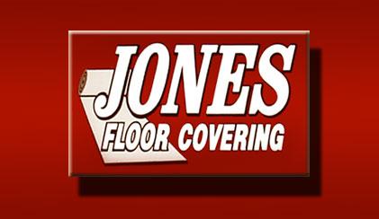Jones Floor Covering Website Logo