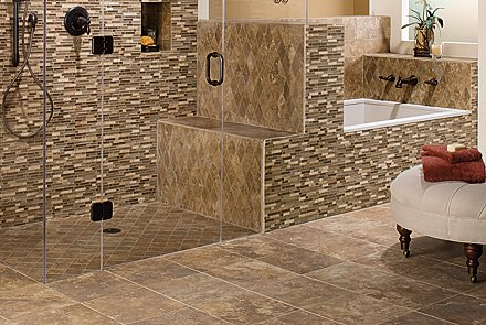 Stone Bathroom Ideas Rocks